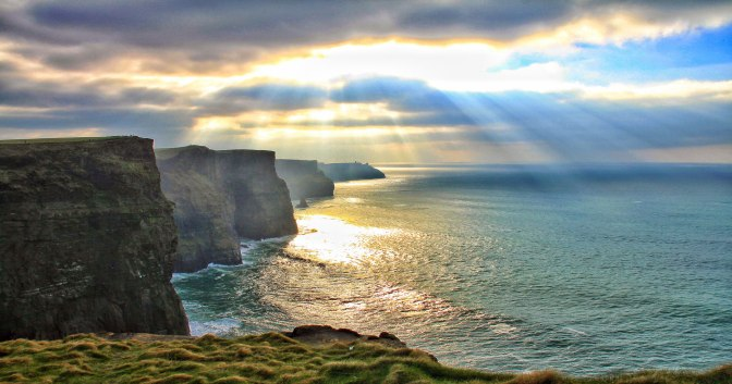 Exploring Ireland: The Cliffs of Moher